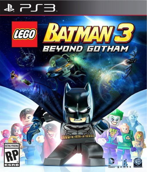 LEGO® Batman 3: Beyond Gotham / PS3