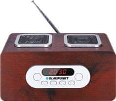 BLAUPUNKT PP5BR RETRO Akkumulátoros rádió