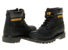 CAT W Kotníčková obuv COLORADO bézs 41 II.osztály