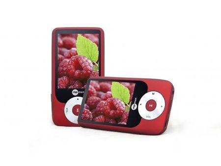 MP Man MP3/MP4 predvajalnik (MP249), rdeč