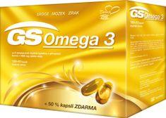 GS Omega 3 cps. 120+60 dárek 2014