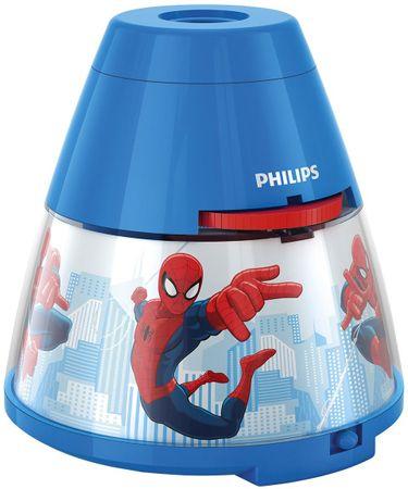 PHILIPS (71769/40/16) Pókember Kivetítő és LED éjszakai fény