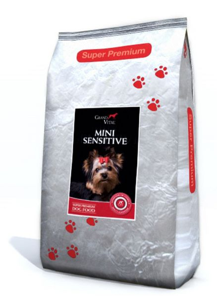 Grand Vital Holistic Mini Adult Sensitive 2,5 kg