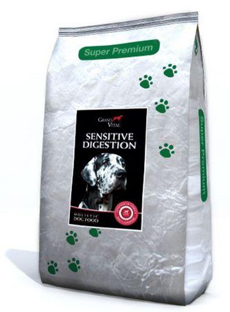 Grand Vital holistična hrana za odrasle pse z občutljivo prebavo, 2,5 kg