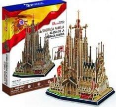 MEHANO 3D sestavljanka Barcelona Sagrada Familia (P179)