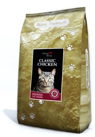 Grand Vital hrana za odrasle mačke, piščanec, 7,5 kg