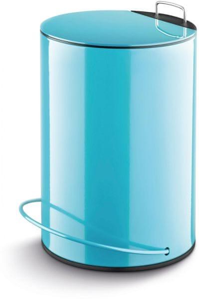 Lamart Odpadkový koš DUST, 5 litrů modrá