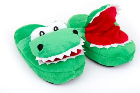 Sparkys Kapcie - Krokodyl rozm.S
