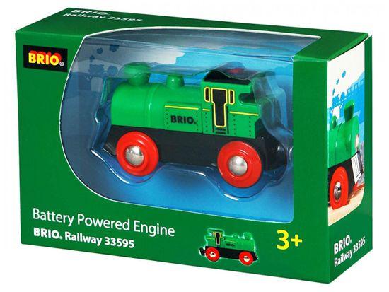 Brio WORLD 33595 Lokomotiva na baterie
