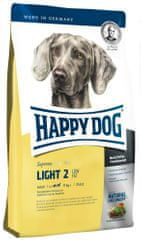 Happy Dog Supreme Fit&Well Light 2 Low Fat Kutyaeledel, 4kg