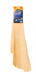 Armor krpa Luxury Chamois, usnjena, 0,33 m2