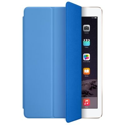 Apple ovitek za tablični računalnik iPad Air 2 Smart Cover, moder