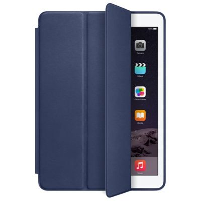 Apple Smart Case iPad Air 2 – půlnočně modrý