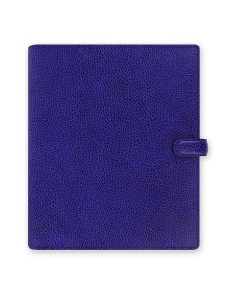 Diář Filofax Finsbury A5 modrý