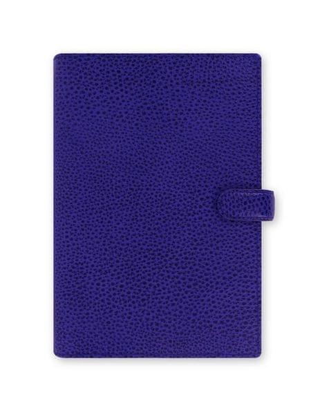 Diář Filofax Finsbury osobní modrý