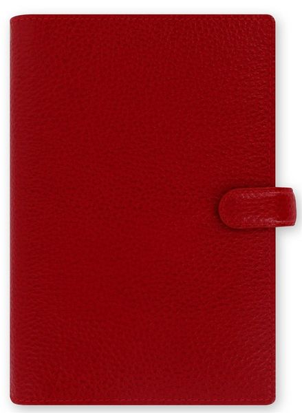 Diář Filofax Finsbury osobní červený