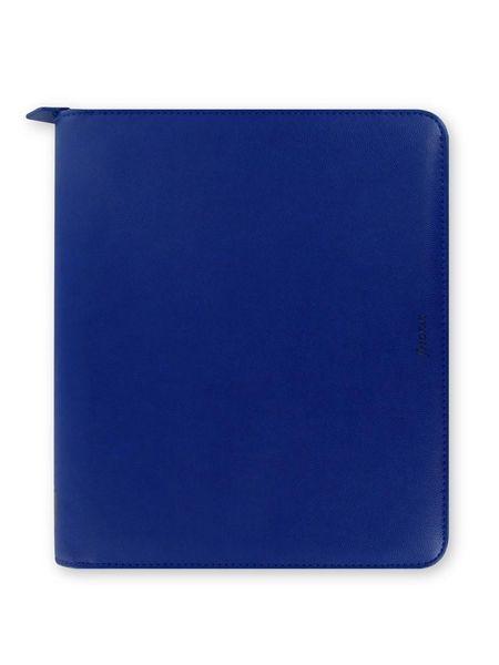 Diář s pouzdrem na iPad model 2,3,4 Filofax A5 Pennybridge modrý