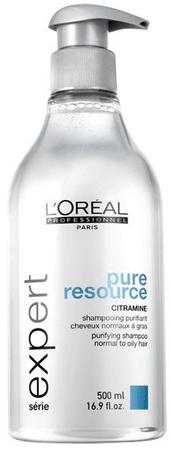 L'Oréal Szampon Serie Expert Pure Resource - 500 ml