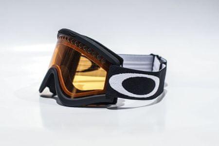 Oakley E-Frame Snow (Dual Lens) Black/Persimmon | MALL.CZ