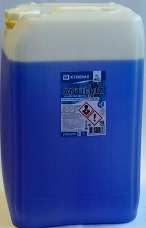 Bxtreme antifriz G11, modri, 25 l