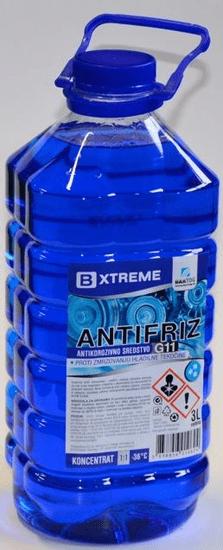 Bxtreme antifriz G11, modri, 3 l