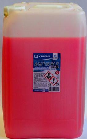 Bxtreme antifriz G12/G13, rdeči, 25 l