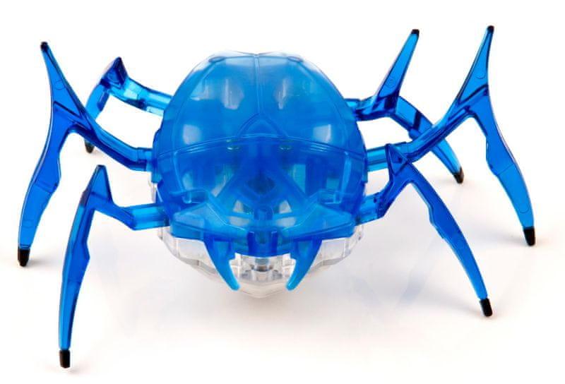 Hexbug Scarab modrá