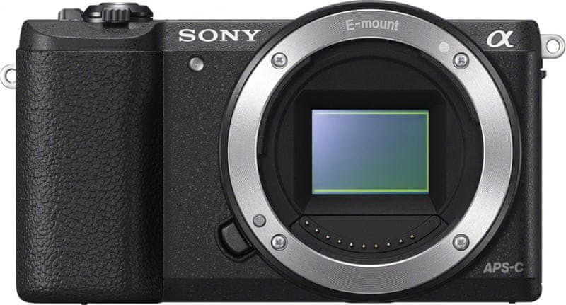 Sony Alpha 5100 Body Black (ILCE5100B.CEC)