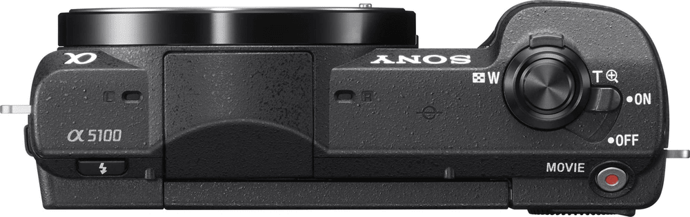 Sony Alpha 5100 Body Black (ILCE5100B.CEC)