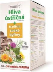 Simply you Imunit Hlíva ústřičná + tradiční české byliny 120 tob.