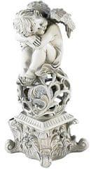 Ceramic Blade Lunartec Svietidlo solárne - Snívajúci anjel LED