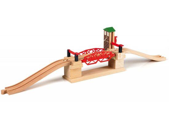 Brio Felnyitható vasúti híd