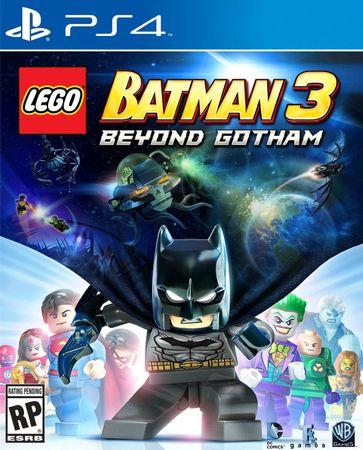 LEGO Batman 3: Beyond Gotham - PS4-re