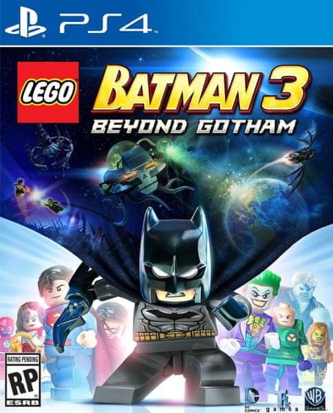 LEGO® Batman 3: Beyond Gotham / PS4