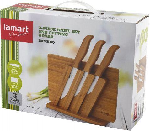 Lamart sada nožov BAMBOO LT2056