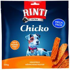 RINTI Chicko Extra prigrizki za pse, piščanec, 500 g
