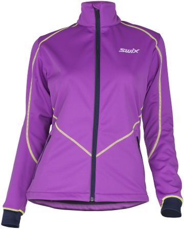 Swix jakna Lillehammer ženska, vijolična, S