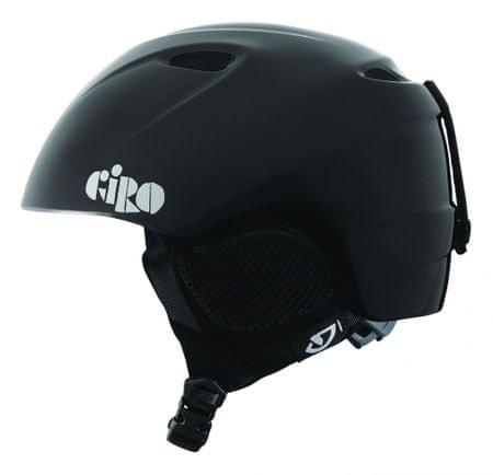Giro kask narciarski Slingshot Black - M/L (52-55,5 cm)
