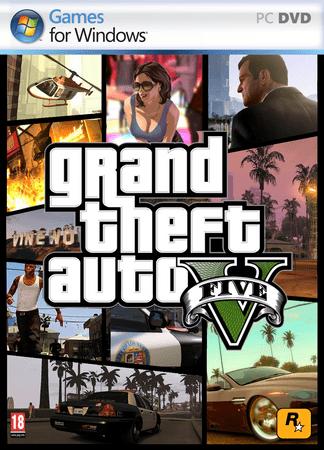 Rockstar GTA V (PC)