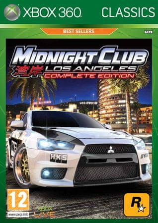 Take 2 Midnight Club: Los Angeles (Xbox 360)