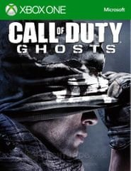 Take 2 Call of Duty: Ghosts (Xbox ONE)
