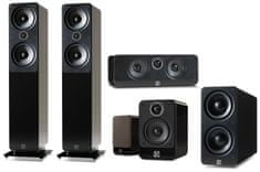 Q Acoustic 2050i Cinema Pa (Gloss Black) 5 karton - II. jakost