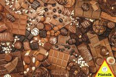 Piatnik Csokoládé válogatás puzzle 1000 db