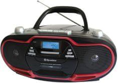 Roadstar RCR-4730 U/RD Hordozható CD-lejátszó