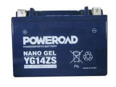 Yucell akumulator za motor Poweroad gel ( 12V 11.2Ah, 151 x 87 x 110) (YG14ZS)