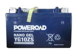 Yucell akumulator za motor Poweroad gel (12V 8.6Ah, 151 x 87 x 94) (YG10ZS)
