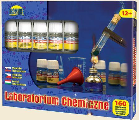 Dromader Laboratorium Chemiczne prawie 160 doświadczeń