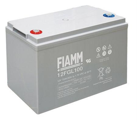 Fiamm akumulator 100Ah (12FGL100)