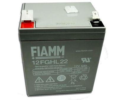 Fiamm akumulator 12V 5Ah (12FGHL22)