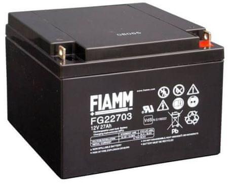 Fiamm akumulator 12V 27Ah (FGC22703)